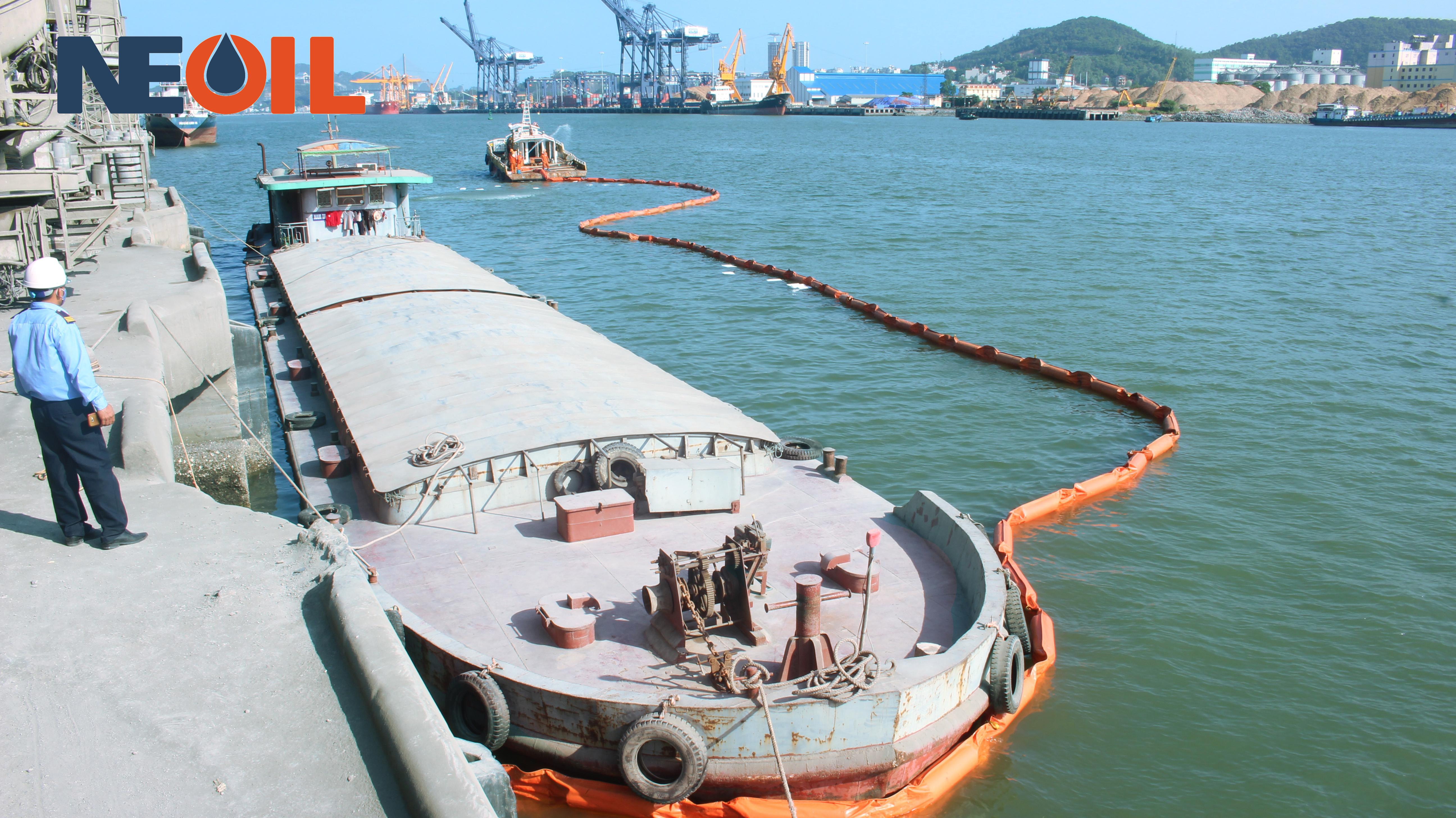 Kế hoạch ứng phó sự cố tràn dầu cảng NEOIL 2020
