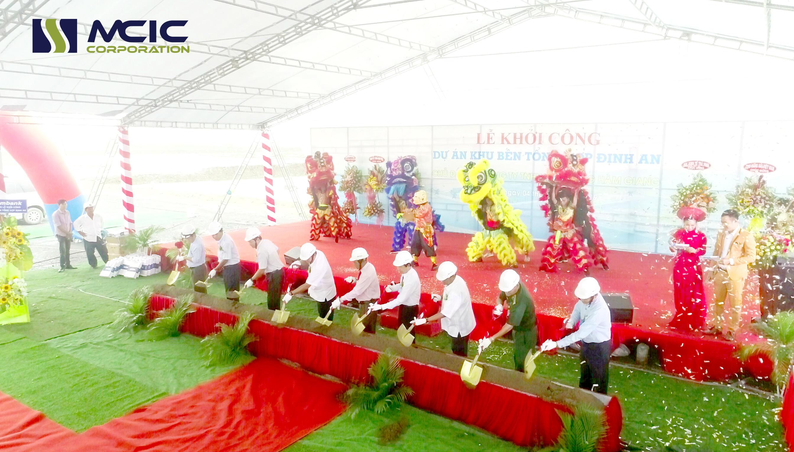 Trà Vinh khởi công xây khu bến cảng tổng hợp rộng hơn 128ha - MCIC tư vấn thiết kế