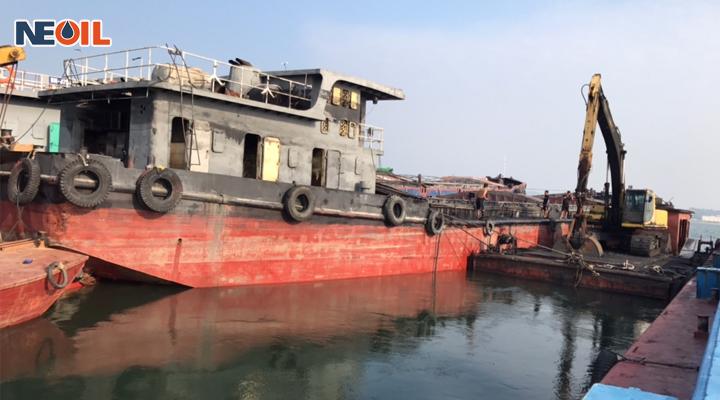 Nguyên nhân các sự cố tràn dầu trên biển